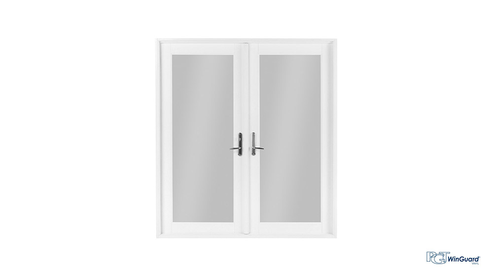 Solid French Double Home Doors in West Palm Beach, FL